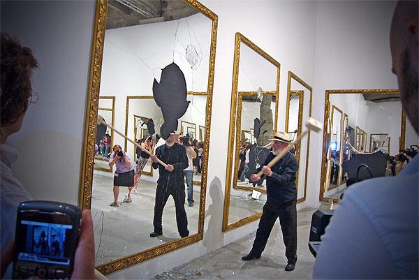 Alessandra cigala 53 biennale di venezia - Michelangelo pistoletto specchi ...
